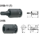 Đầu nối socket 13105-11(T)/ 13105