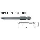 Đầu bit 4 cạnh 121P-50/ 70/ 150