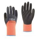 Găng tay Powergrab thermo 3/4 Orange