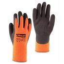 Găng tay Powergrab Thermo Orange