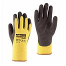 Găng tay Powergrab thermo yellow